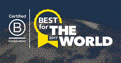 Best for the World Badge 2017