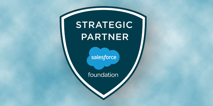 Heller earns Salesforce Foundation Stratgic Partnership