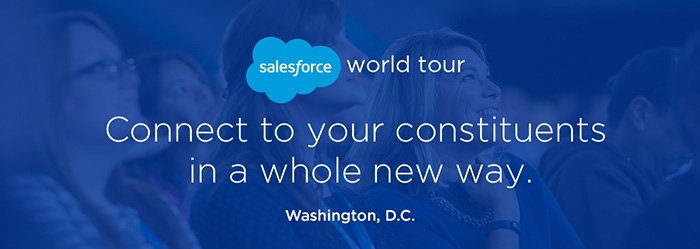 Salesforce World Tour: Washington, D.C.