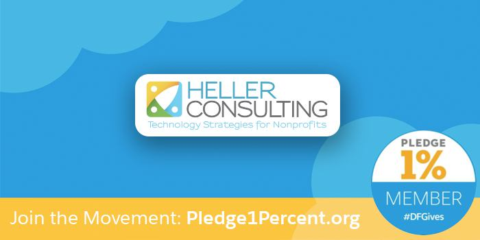 Salesforce Pledge One Percent Program