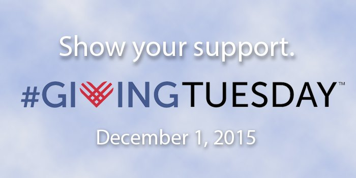 GivingTuesday Logo - Black Friday - Cyber Monday