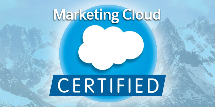 Salesforce Marketing Cloud Certification Image