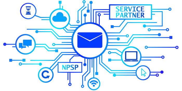 NPSP Direct Mail Salesforce Partner