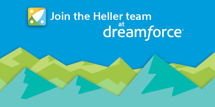 Dreamforce Heller Partner Background