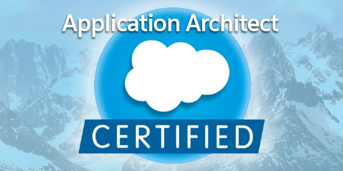 salesforce-certified-application-architect
