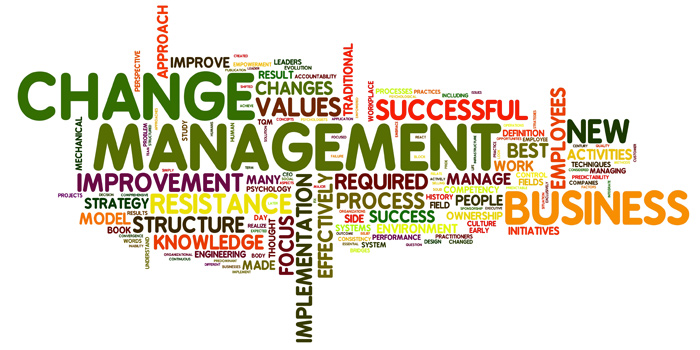 Managing change is essential for nonprofits.