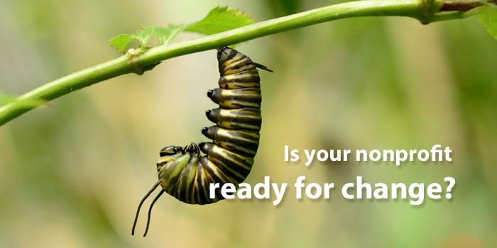 Nonprofit Ready for Change